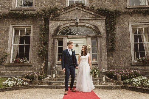 The Millhouse Slane Wedding