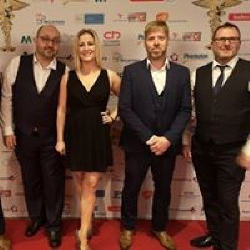 Electric Blue HPA Awards 2019