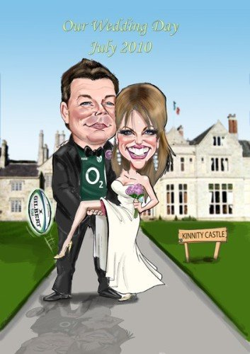 Caricatures - Caricatures | Caricatures by Niall O Loughlin - Irelands leading celebrity caricature artist