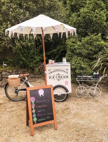 Ice Cream Bike Hire - Candylady