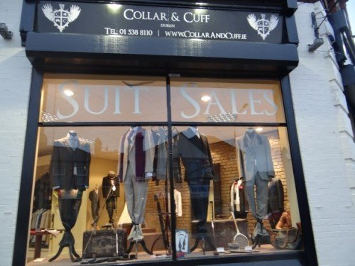 Suit Hire | Collar and Cuff