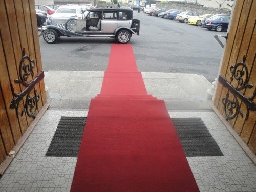 Red Carpets | Michelle Sheerin - Red Carpet Hire