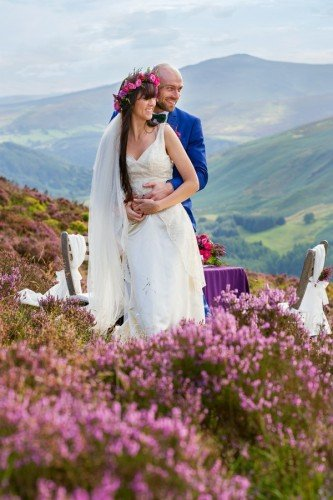 Scenic Wedding in Wicklow