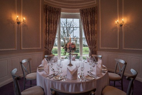 Top Table Manor Rooms at Leixlip Manor House