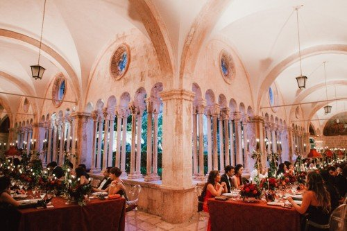 Unique Wedding Reception venue Dubrovnik