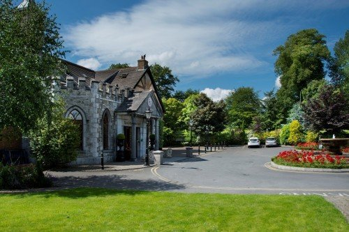 Hotel Wedding Venues | Great National  Abbey Court Hotel, Lodges & Trinity Leisure Spa Side View on Arrival