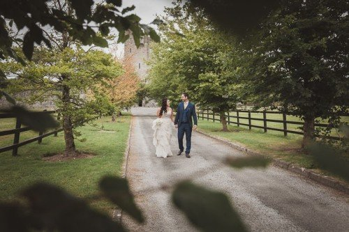 Cloghan Castle wedding Photographer