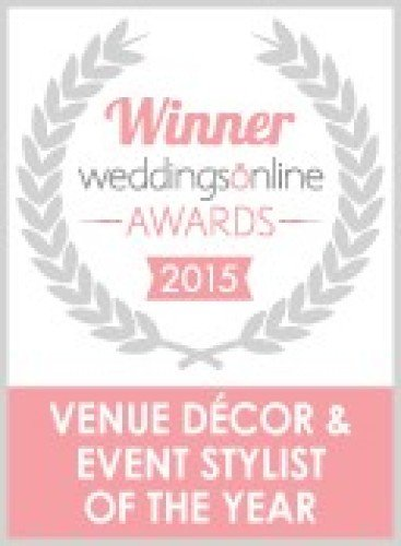 Add a Little Sparkle - Wedding Venue Stylists - Venue Event Stylist of the Year