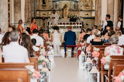 Algarve Church wedding Abroad - Algarve Weddings by Rebecca