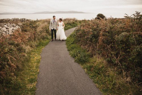 Connemara Coast Hotel Wedding