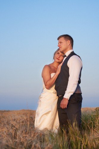 Natural, candid, documentary wedding photography
