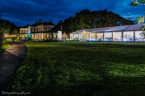 Ashley Park House Exclusive Wedding Venue by Boutique Photography