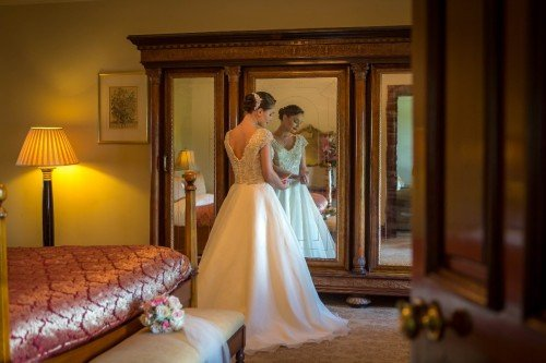 Bridal Suite at Glenlo Abbey Hotel Galway