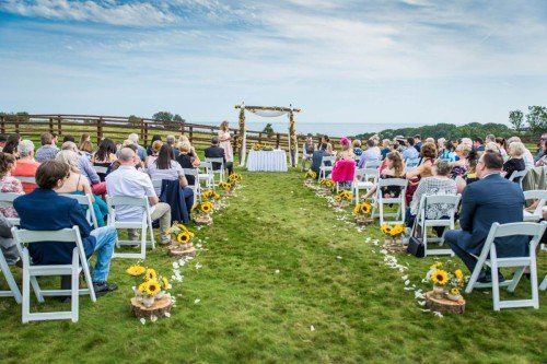 Seafield Hotel and Spa Resort, Outdoor Ceremony