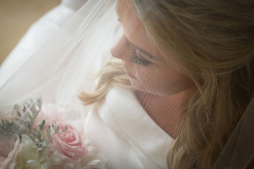 Beautiful Bride Caroline