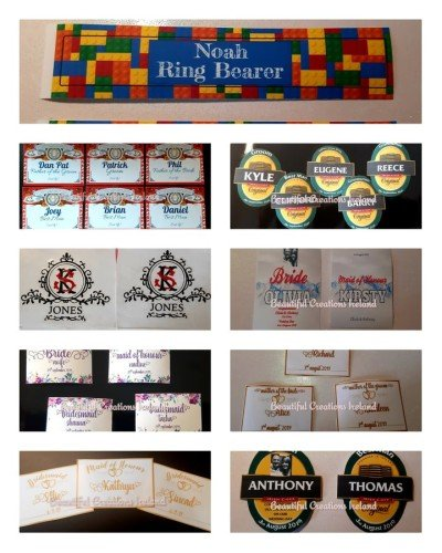 beer labels, wine labels, personalised labels,, Beautiful Creations Ireland