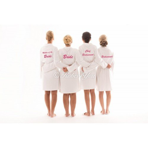 Bride & Bridal Party Accessories - Robes4You