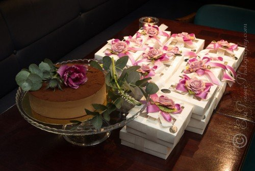 Cake & Favours