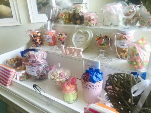 Candy Buffets - Magic Moment Candy Cart