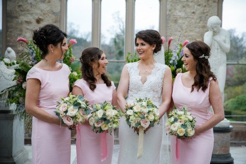 Bridemaids - Laura and Benny Photography