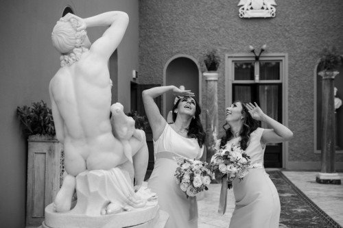 Bridesmaids - Laura and Benny Photography