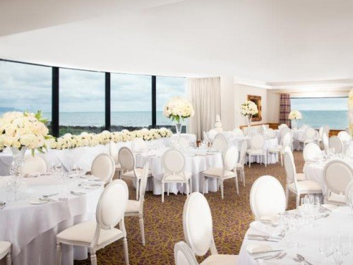Castle Wedding Venues - Ballygally Castle Hotel