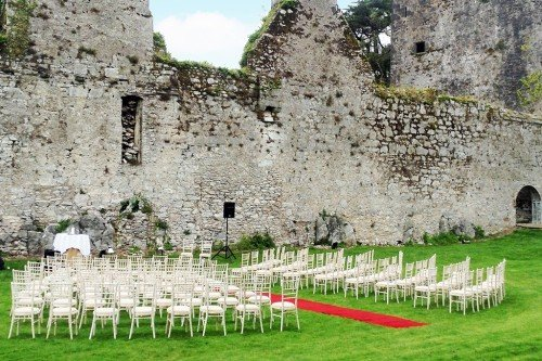 Castle Wedding Venues - Castlemartyr Resort