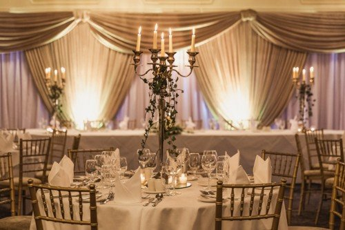 Castle Wedding Venues - Fitzpatrick Castle Hotel