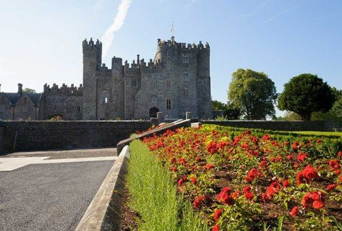 Castle Wedding Venues - Kilkea Castle