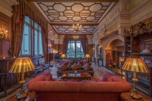 Castle Wedding Venues - Lough Rynn Castle Hotel