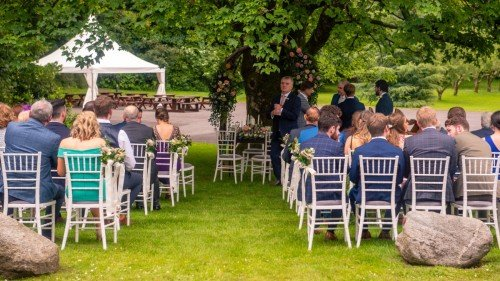 Castle Wedding Venues - Mount Falcon Estate
