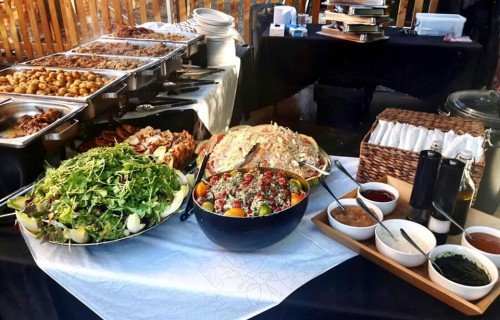 Catering  - Dave's BBQ and Catering
