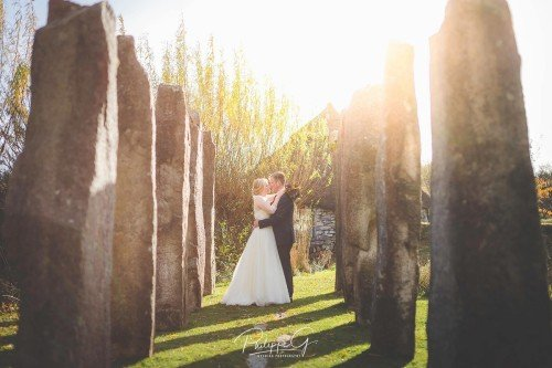 Celtic Garden Elopement