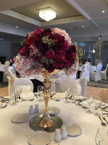Ceremony Decor & Venue Styling at The Arklow Bay