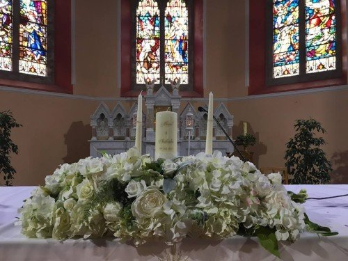 Ceremony Decor, Venue Styling & Silk Bouquets by All About Weddings