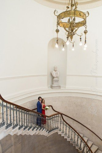 City Hall, Staircase