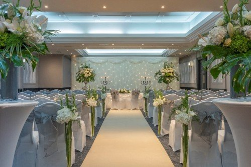 Civil ceremony I Talbot Hotel Stillorgan
