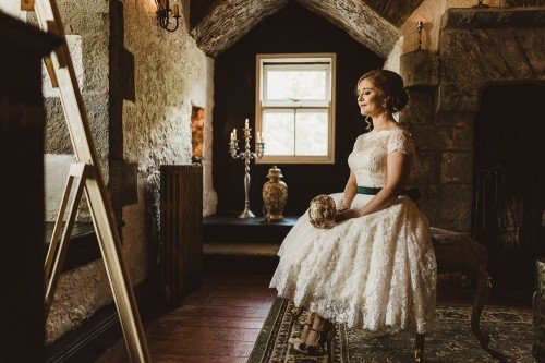 Cloonacauneen Castle Wedding