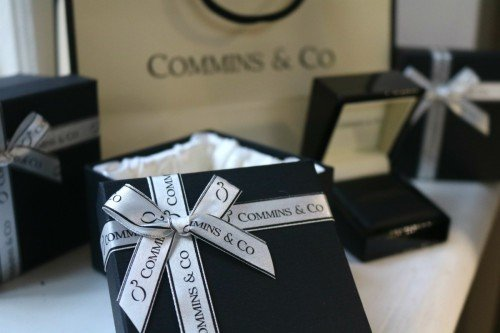 commins & co packaging