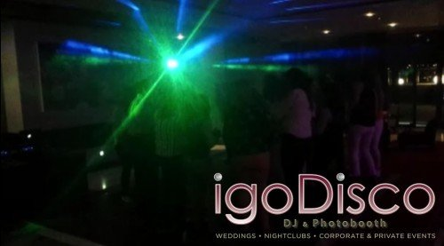 igoDisco at Radisson Hotel,Galway