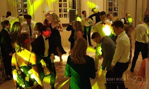 Dancing Adare Manor