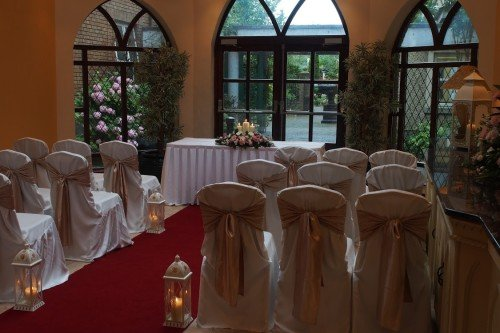 Orangery Intimate Civil ServiceHotel Wedding Venues | Great National  Abbey Court Hotel, Lodges & Trinity Leisure Spa