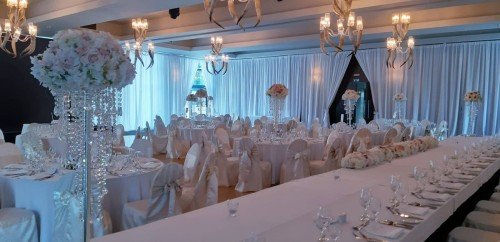 Decor & Venue Styling by All About Weddings