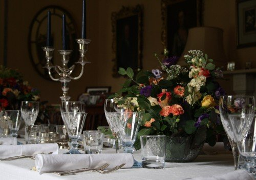 Martinstown House Country House Wedding Venue - Banquet
