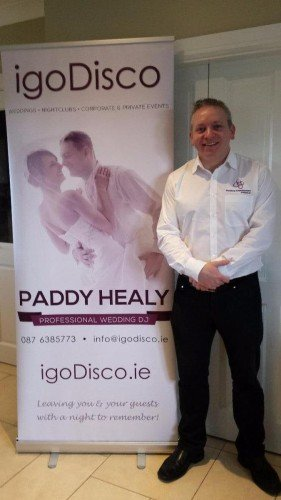 Dj Paddy Healy igoDisco.ie #2