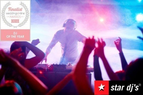 DJs - Star DJs  -  Professional DJs Nationwide