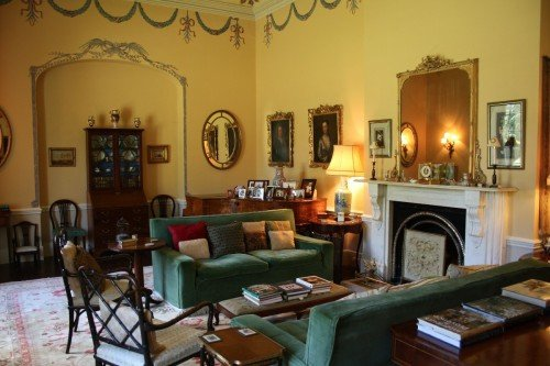Martinstown House Country House Wedding Venue - Drawing Room