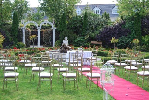 Outdoor Wedding Setups/ Hotel Wedding Venues | Great National Abbey Court Hotel