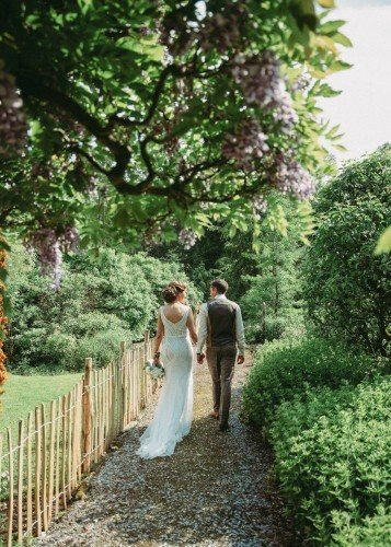 Exclusive Wedding Venues - Dunmore Gardens