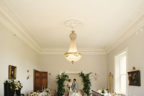 Exclusive Wedding Dining - Firmount House